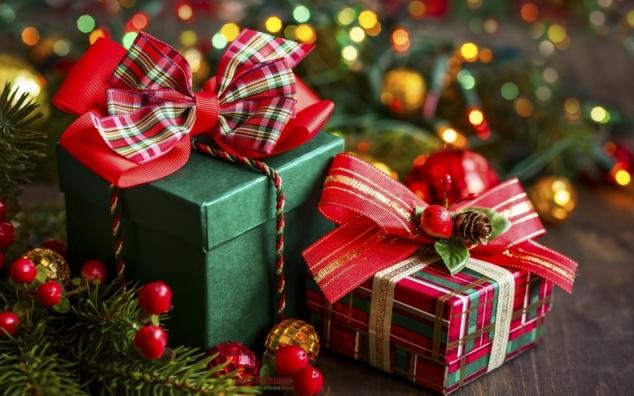 Новогодний розыгрыш подарков от DetkiPodelki.ru