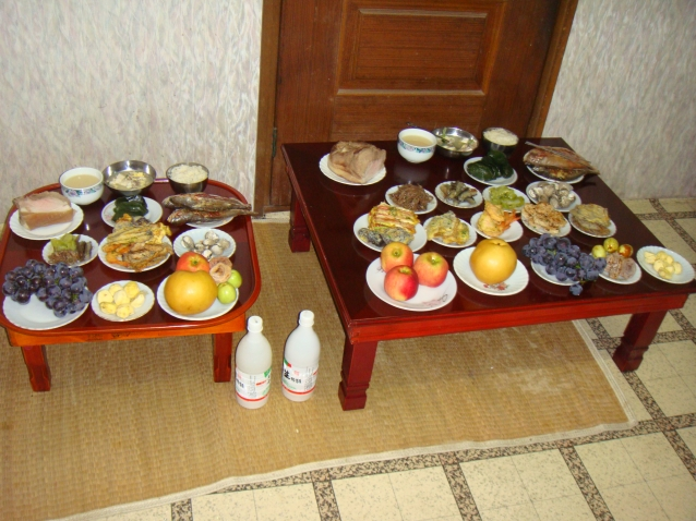 Немного традиций Южной Кореи