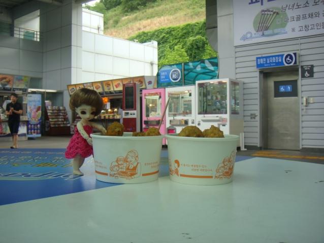 Снова про БЖД и пару фото Кореи
