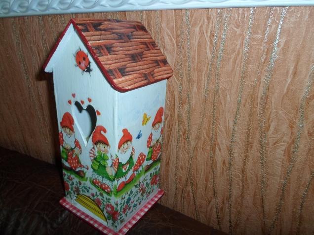 """Мой первый чайный домик """"Гномики"""""""