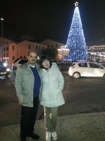 Новогодний привет из Португалии