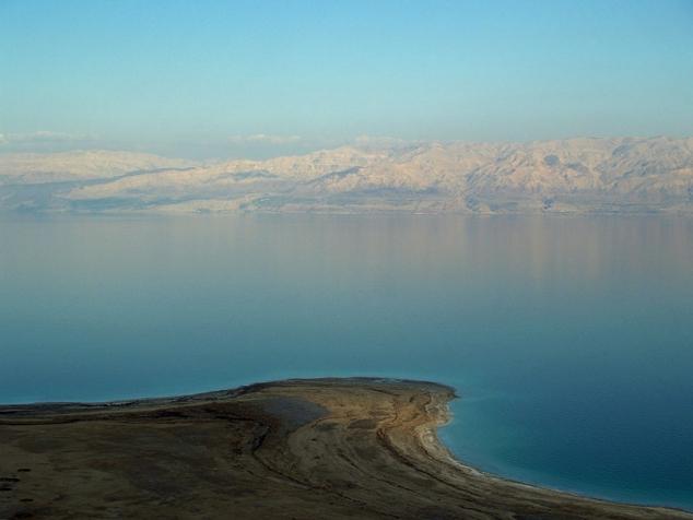 поехали на Мёртвое море?