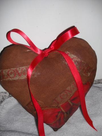 Сувенир к дню влюбленных