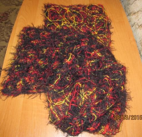 И снова на арене  crezy wool.