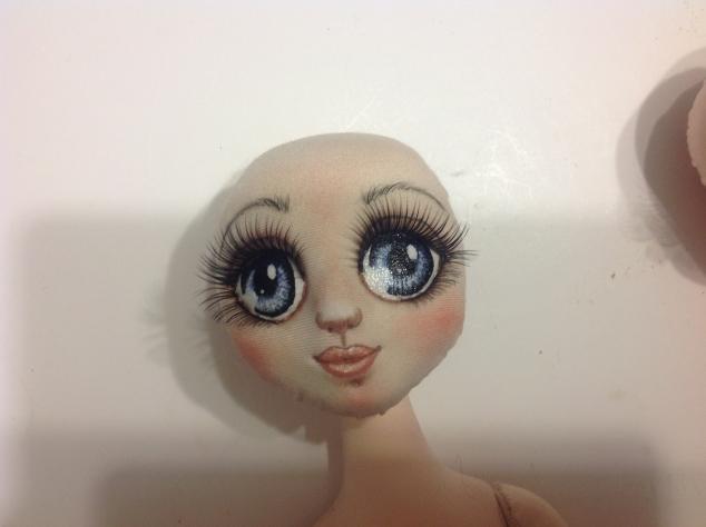 Глазки для кукол своими руками мастер класс фото 763