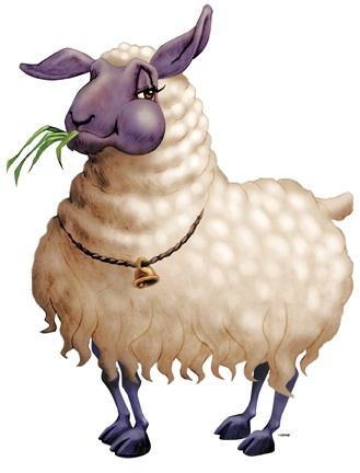 И опять овечки (выкройки)