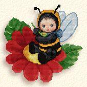 Пчелка-малышка
