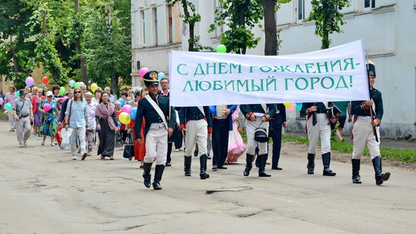 Ремесленная ярмарка в Старой Руссе