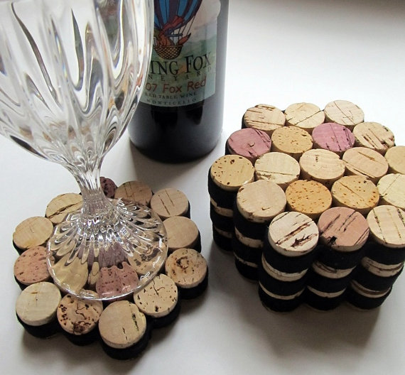 Поделки из пробки шампанского
