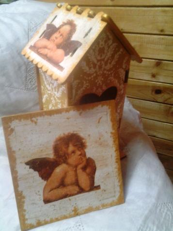 Чайный домик ангелов.