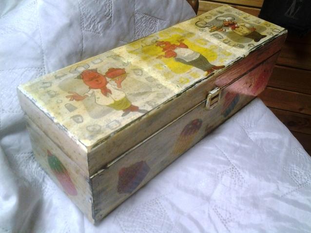 Печенюшная коробка