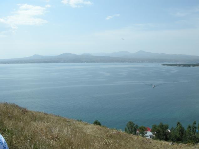 Путешествие в Армению. Часть 2. Севан