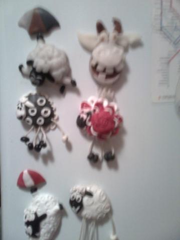 овцы да бараны