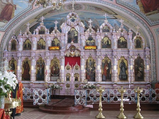 Удивительный храм в Подмосковье