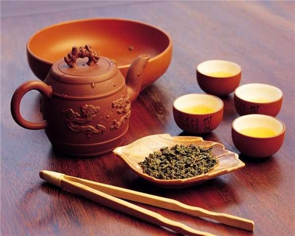 Кулинарное путешествие. Китайский чай.
