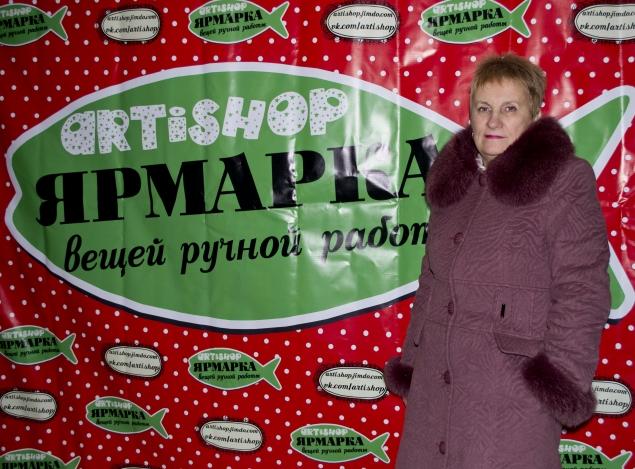 Новогодняя ярмарка ручной работы в Харькове
