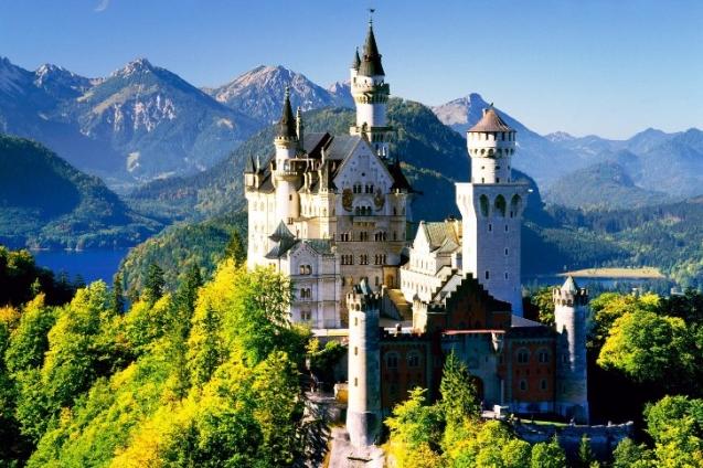 почти все знают этот замок