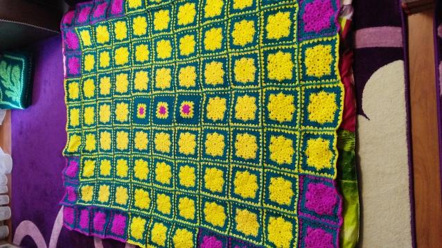Вязание плета крючком.