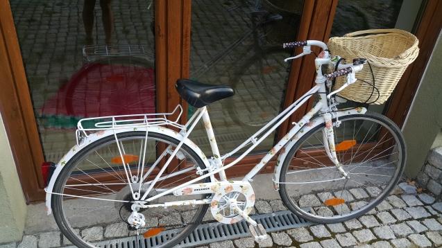Велосипед VINTAGE FLOWERS
