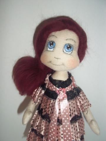 Куколка Аленка. Хвастушки.