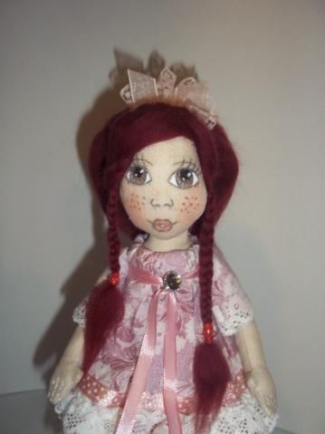 Куколка Алиса.