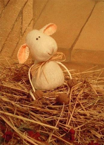 Еще одна выкройка овечки.