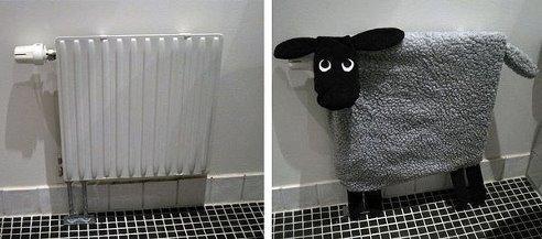 Опять овечка!