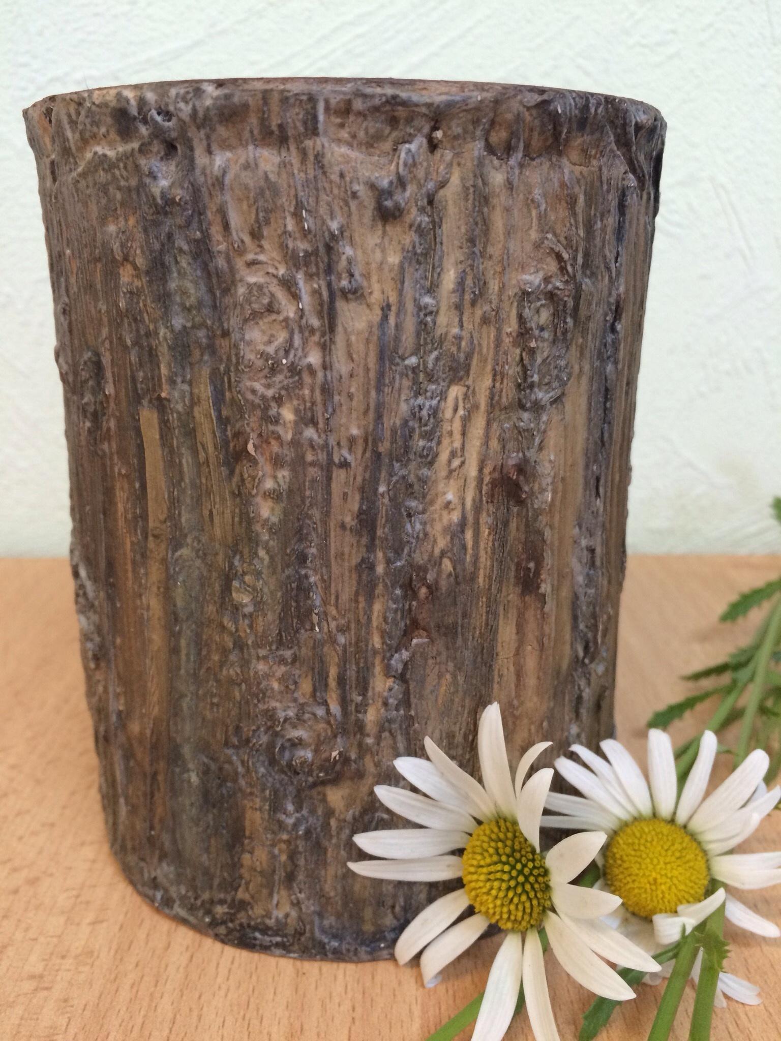 Имитация коры дерева своими руками мастер класс