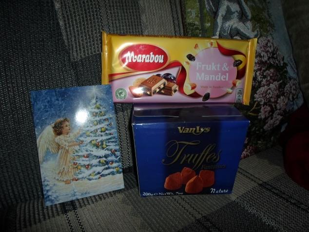 Новый год приходит из Швеции))