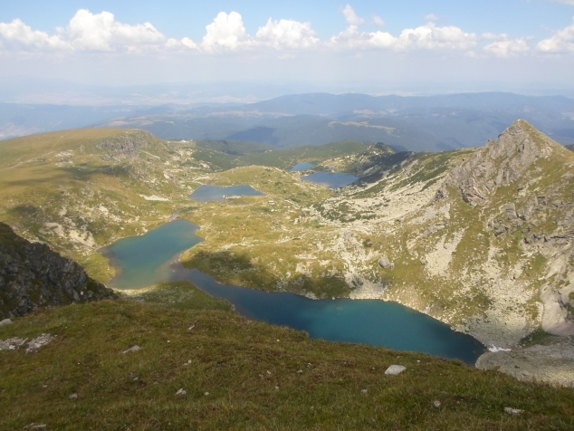 Болгария. Семь Рильских озер.
