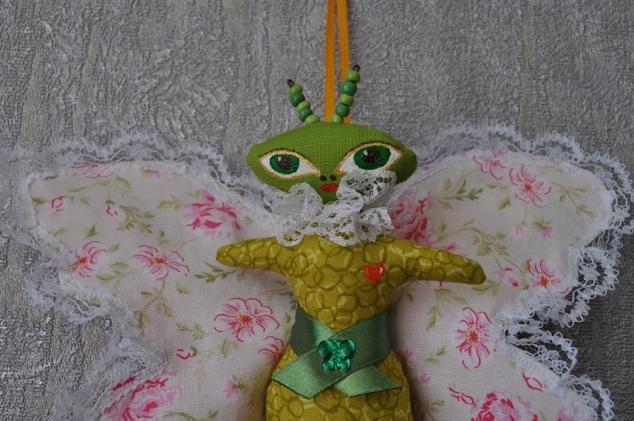 Бабочка Бабетта!