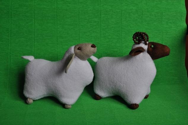 Я овечка!