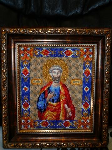 Икона апостол Пётр.