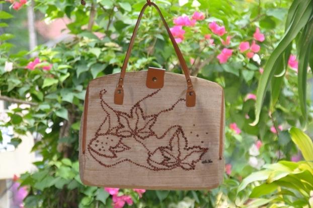 Мастер-класс по пошиву дамской летней сумки