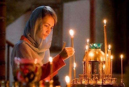 Молитва  Матери.