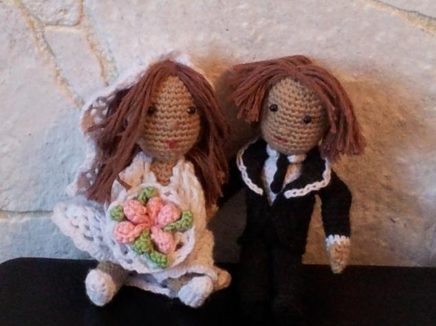 Тили-тили-тесто, жених и невеста
