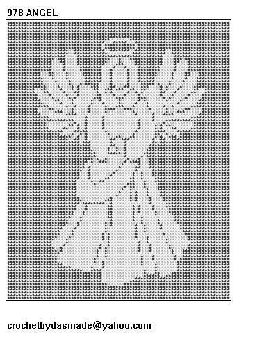 Вязание вышивки схемы