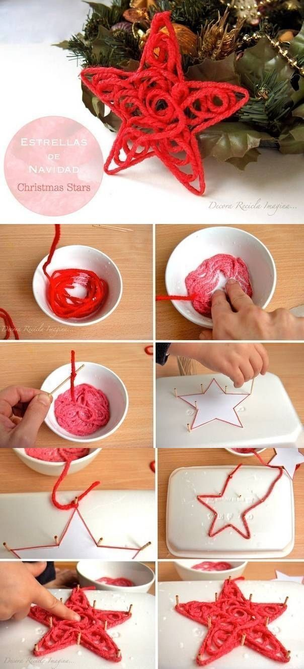Новогоднюю игрушку как сделать