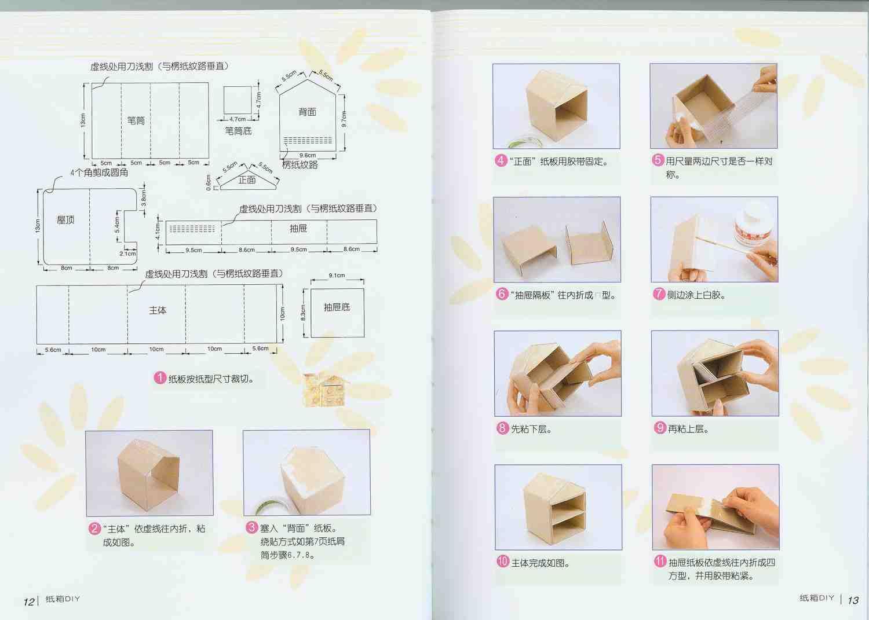 Как сделать своими руками карту на бумаге