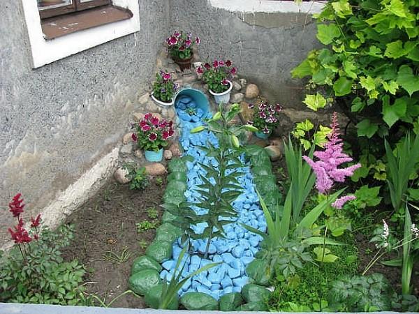 Поделки для сада и двора своими руками