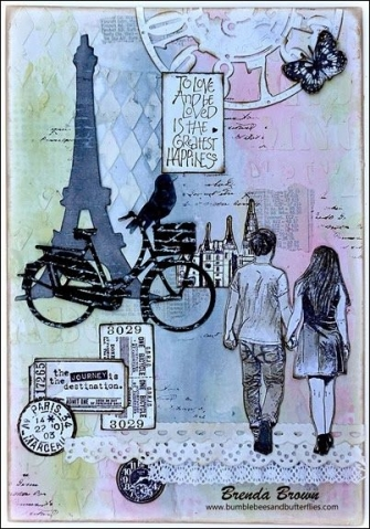 Эйфеллева башня. Париж