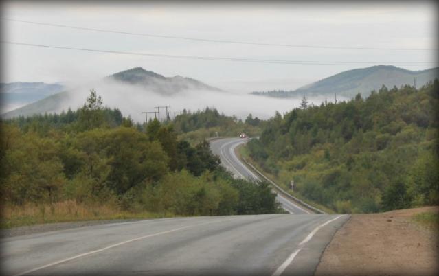 Север Сахалина.