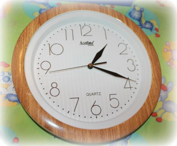 "Часы ""типа шебби"")))"