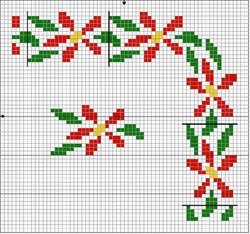 Простые крестики(схемы)