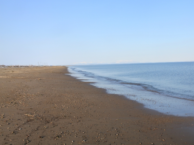 Сахалинский март или 15 минут у моря.