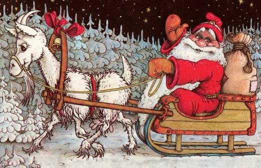 С Новым Годом, дорогие Снегурочки!