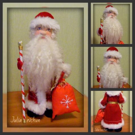 Ах, какой хороший, добрый Дед Мороз!))))