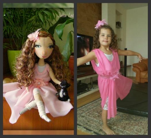 Алина -балерина. Танцовщица балета Тодес