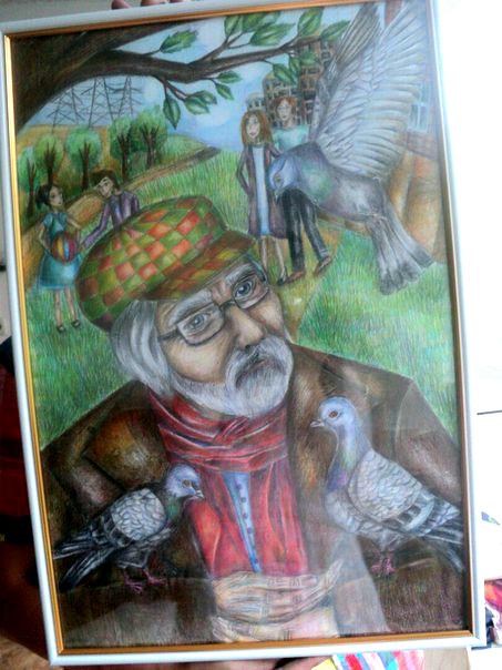 Дипломная работа Кормящий голубей запись пользователя lira  Дипломная работа Кормящий голубей