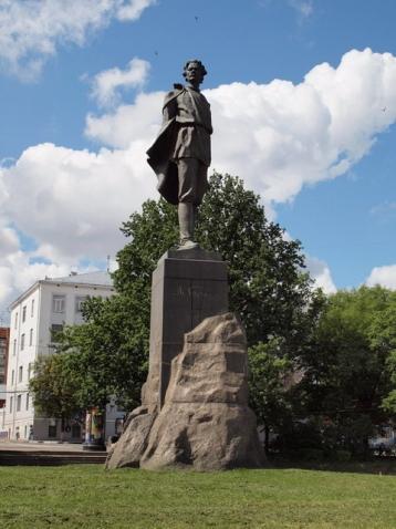 Путешествие по Нижнему Новгороду...